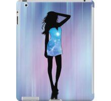 The Best Night Sky Dress Fashion Show iPad Case/Skin