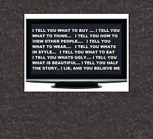tele vision Hoodie