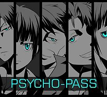 Psycho - Pass by James Quinn