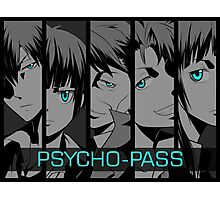Psycho - Pass Photographic Print