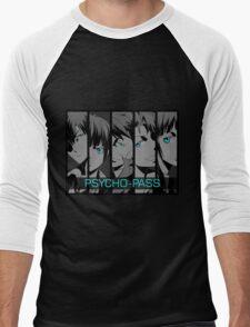 Psycho - Pass Men's Baseball ¾ T-Shirt