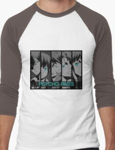 Psycho - Pass Men's Baseball ¾ T-Shirt