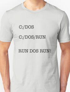 C:/DOS T-Shirt