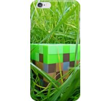 Minecraft-dirt iPhone Case/Skin