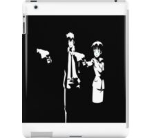 Psycho-Pass Pulp Fiction Crossover iPad Case/Skin