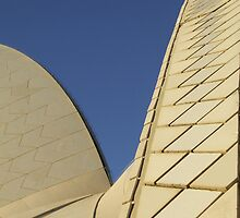 Tiles, Sydney Opera House,  by Katherine Wiles