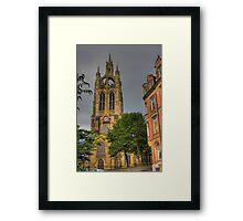 St Nick's Framed Print