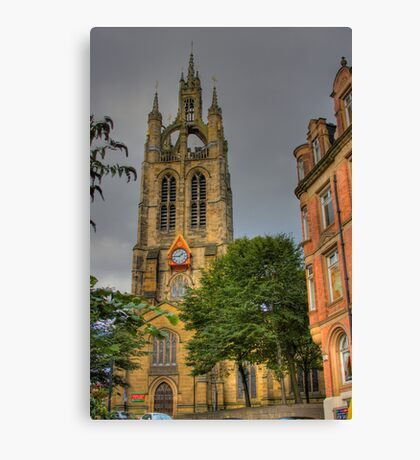 St Nick's Canvas Print