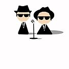 Blues Brothers by lotusblossom