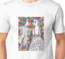 Shoulder Lookers Unisex T-Shirt