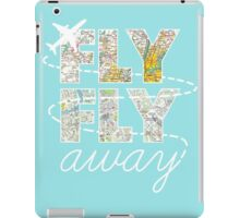 Catch Me If You Can - Fly, Fly Away iPad Case/Skin