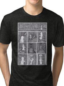 Stair Walker Tri-blend T-Shirt