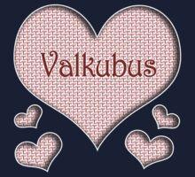 Valkubus Happy Valentines Day by namastedesign