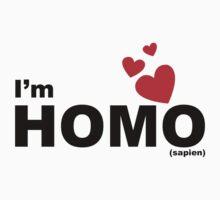 im homo by nosepoop