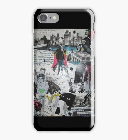 Darkwings Collage iPhone Case/Skin