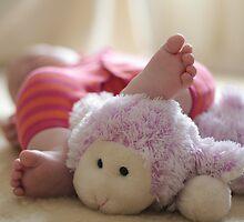 Sleeping baby by SR42
