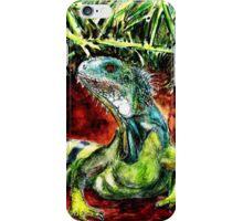 I is for Iguana iPhone Case/Skin