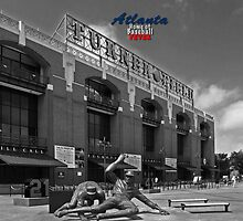 Atlanta Home of Baseball Fever by don thomas