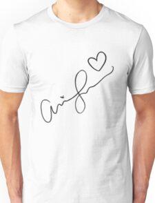 Ariana Grande Signature Unisex T-Shirt