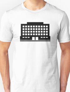 Hospital building Unisex T-Shirt