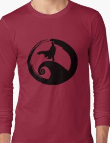 Nightmare before KID (only logo) Long Sleeve T-Shirt