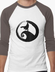 Nightmare before KID (only logo) Men's Baseball ¾ T-Shirt