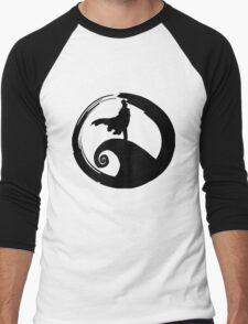 Nightmare before KID (only logo) Men's Baseball ¾ T-Shirt