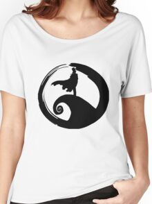Nightmare before KID (only logo) Women's Relaxed Fit T-Shirt
