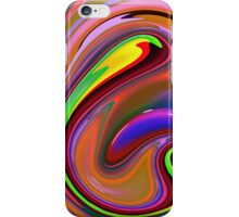 Fluid  Colours 2-Available As Art Prints-Mugs,Cases,Duvets,T Shirts,Stickers,etc iPhone Case/Skin