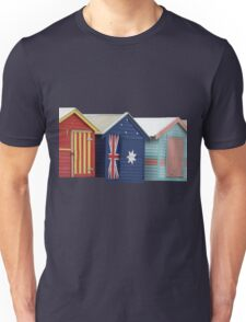 Seaside Huts Tee Unisex T-Shirt