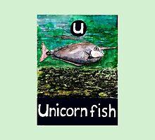 U is for Unicorn fish by DavidDonovan