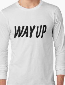 Way Up Long Sleeve T-Shirt