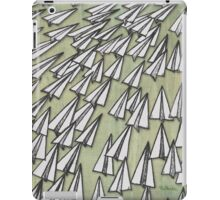 Paper Airplane 88 iPad Case/Skin