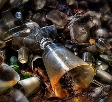 Forgotten Glass II by hanspeters