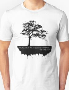 Together We Will Live Forever - THE FOUNTAIN T-Shirt