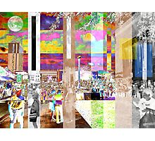 Art Show Montage Photographic Print