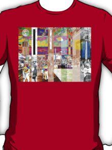 Art Show Montage T-Shirt