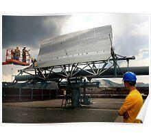 Solar Installation Poster