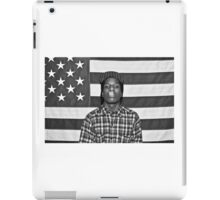 Asap rocky iPad Case/Skin