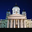Helsinki Cathedral by AcePhotography