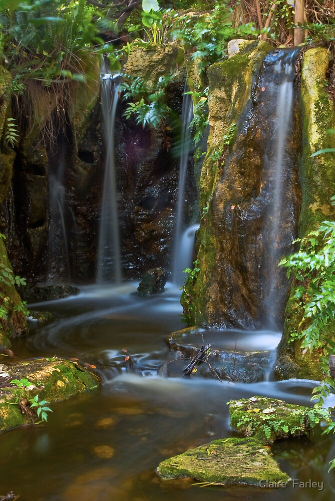 Waterfalls by Claire  Farley
