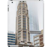 Tower Into Fog iPad Case/Skin