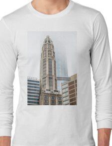 Tower Into Fog Long Sleeve T-Shirt