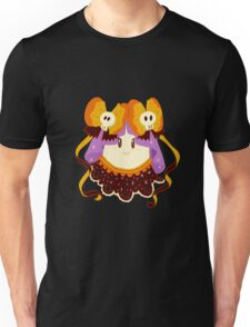 Cute Frilly Ghost Unisex T-Shirt