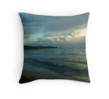 Seas at Port MacDonnell Throw Pillow