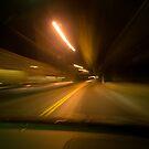 Light Tunnel by Ryan Piercey
