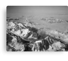 Murmurs of the Matterhorn Canvas Print