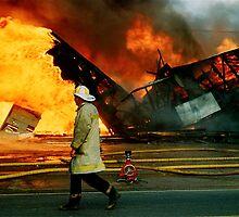 """""""The Burning"""" by Bradley Shawn  Rabon"""