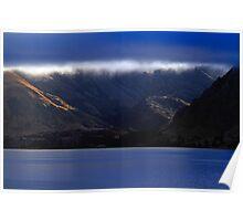 Lake Wanaka New Zealand Poster