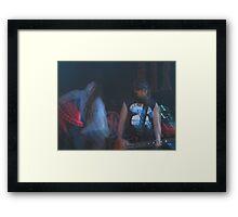 Ill Nino Live In Concert 2 Framed Print